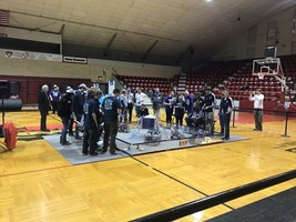 Robo Dogs Advance Past Drury Qualifier