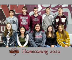 WHS Announces Homecoming Festivities