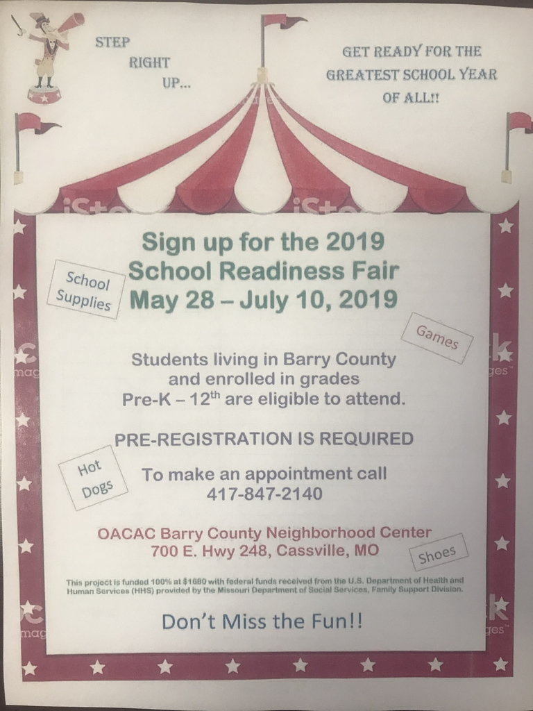 School readiness fair